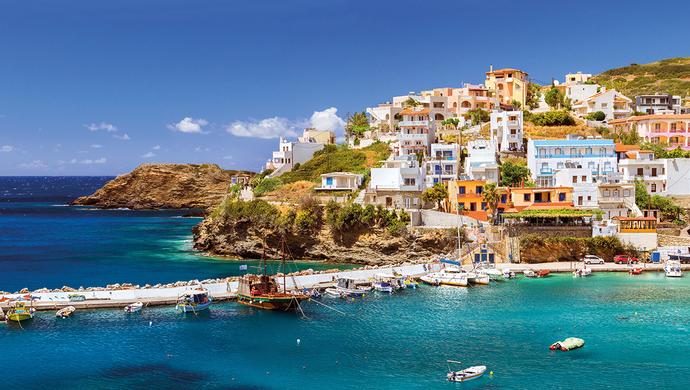 Klassenfahrt Kreta