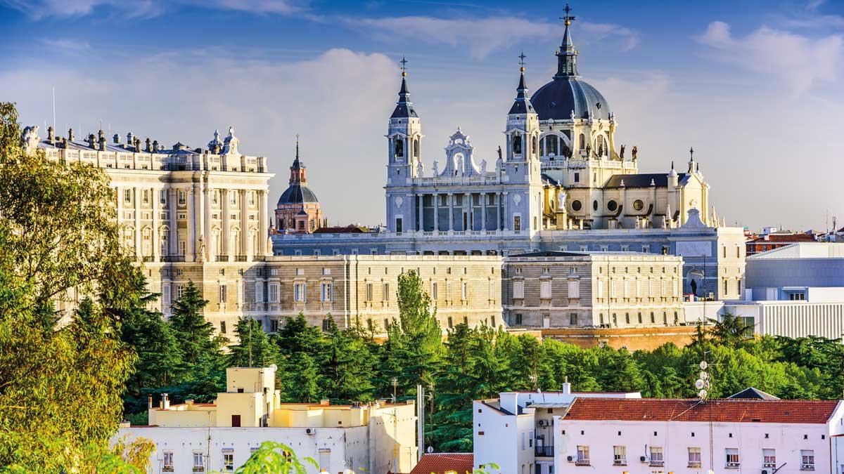 Madrid Palacio Real Kathedrale