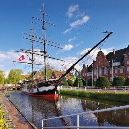 Hafenrundfahrt in Papenburg