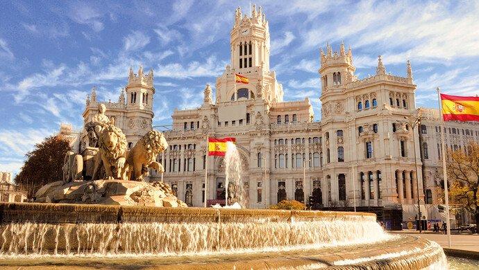 Klassenfahrt Madrid