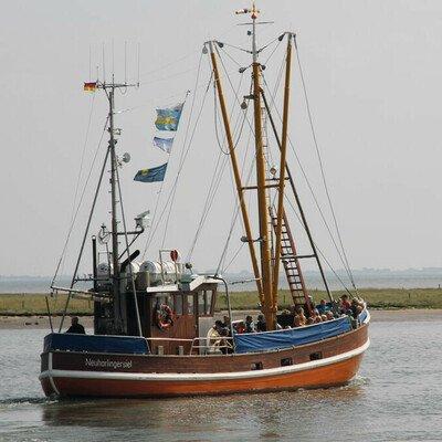 Schiffsausflug Spiekeroog