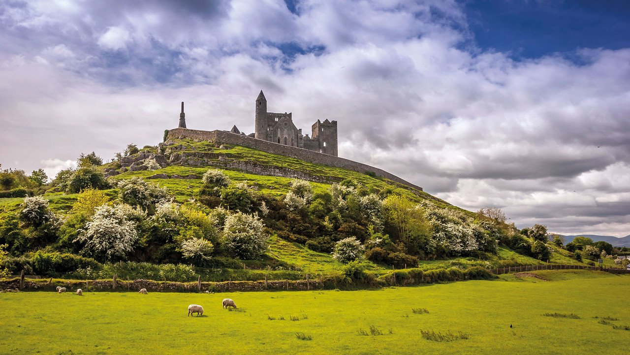 Rock of Cashel Irland