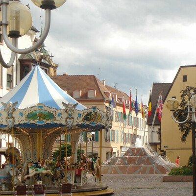 Ausflug nach Colmar