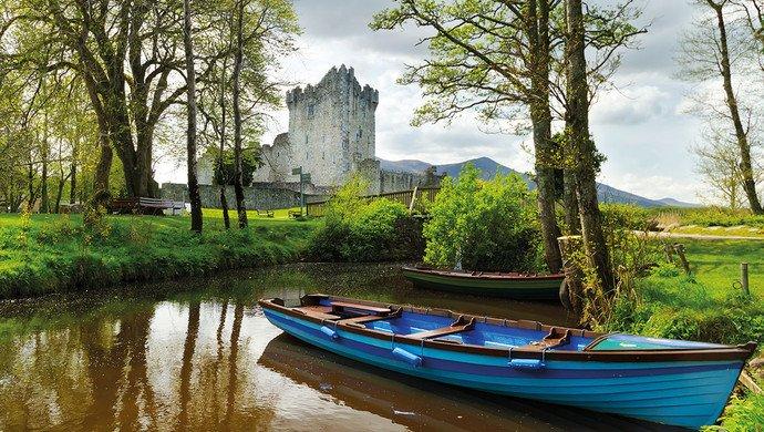 Klassenfahrt Irlands Traumhafter Südwesten