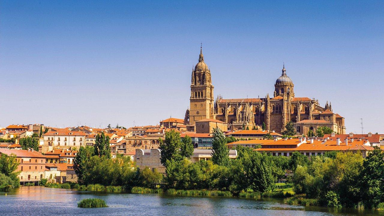 Salamanca Stadtansicht
