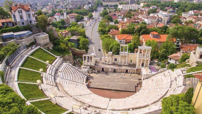 Gruppenreise Plovdiv und das Tal der Rosen