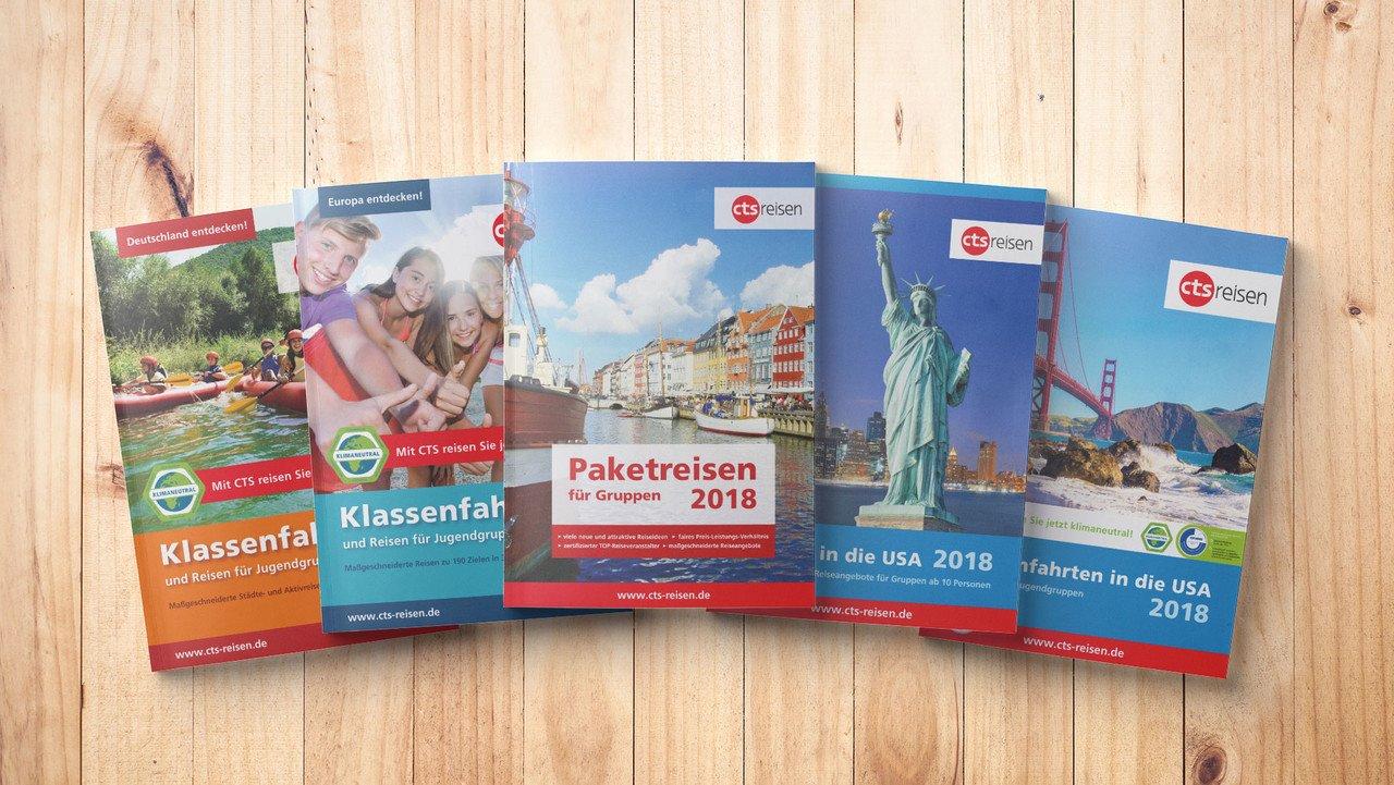 Die CTS Kataloge 2018