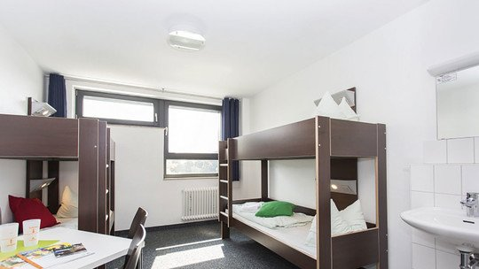Jugendherberge Köln-Riehl City-Hostel