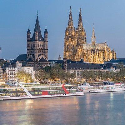 Rhein-Panorama-Rundfahrt