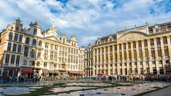 Exkursion Brüssel