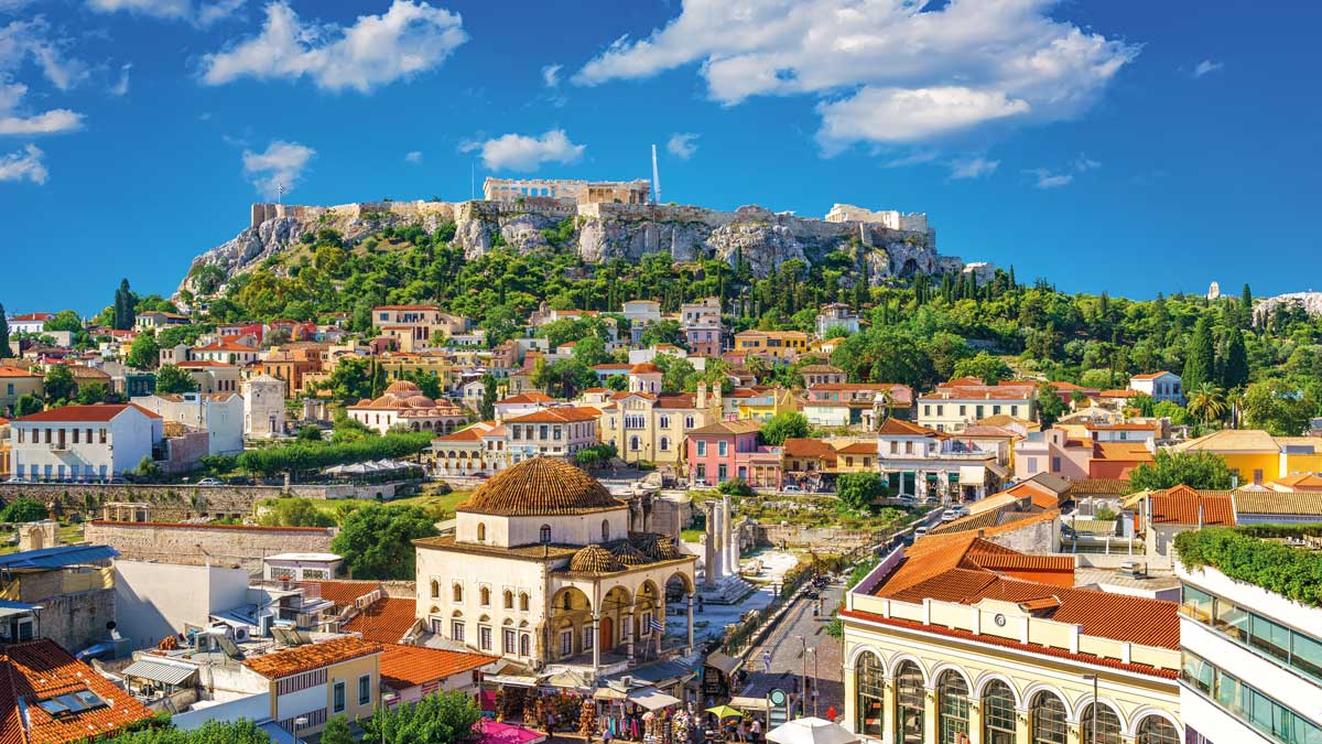 Akropolis-Plaka