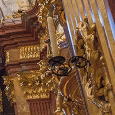 Besichtigung desBenediktinerkloster