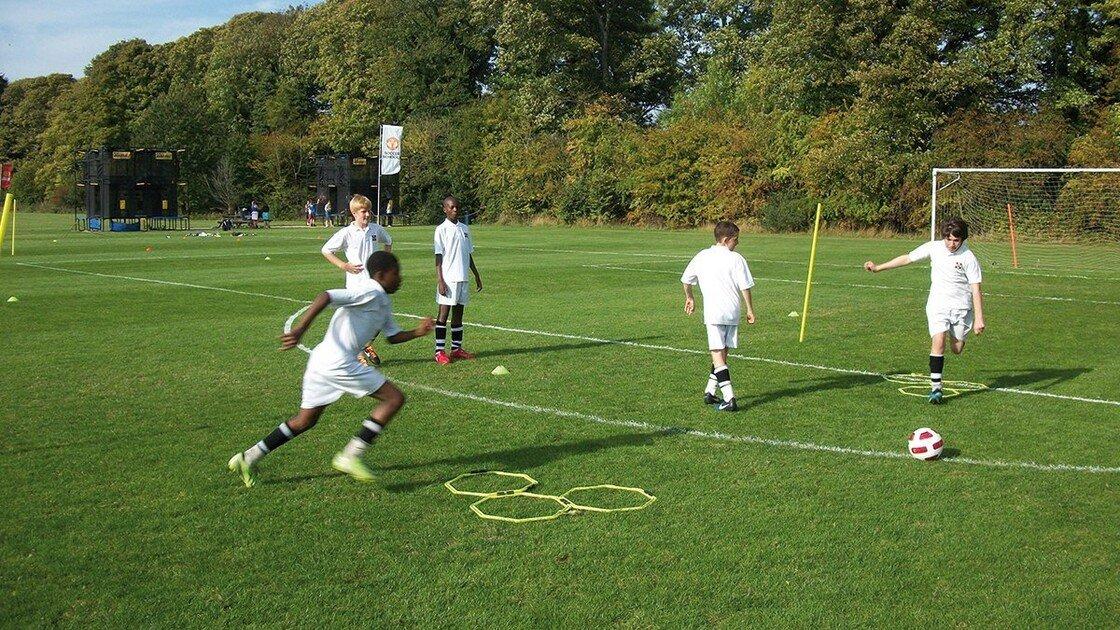 Liddington Fußball