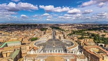 Klassenfahrt Rom und Golf von Sorrent