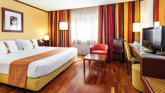 Hotel Holiday Inn Lisbon - Continental