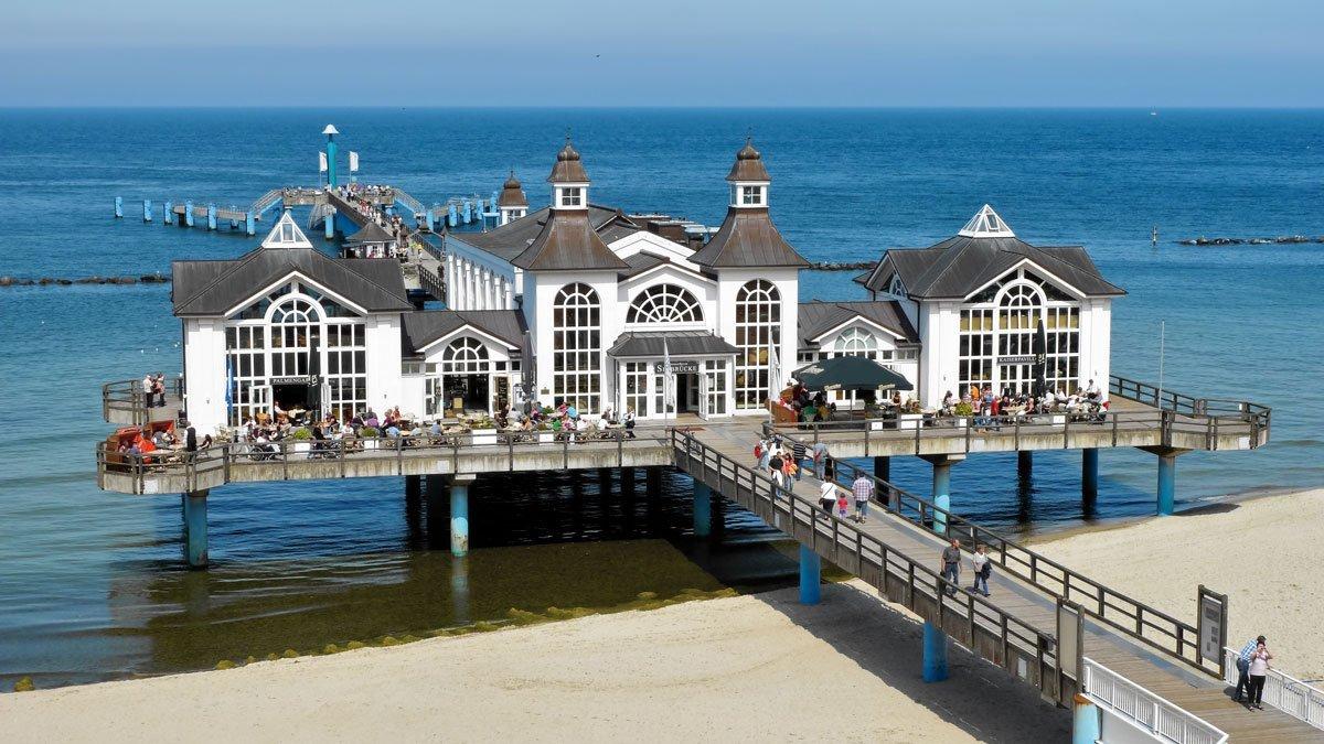Rügen Seebrücke