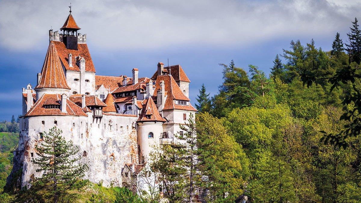 Schloss in Transsilvanien