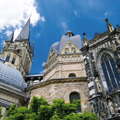 Alle Programmbausteine Aachen auf einen Blick