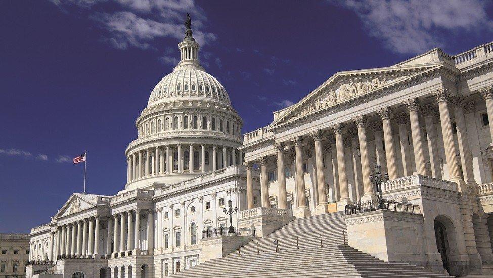 Das Capitol in D.C.