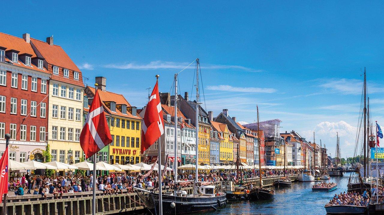 Kopenhagener Hafen