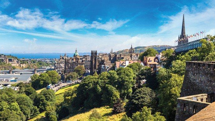 Gruppenreise Edinburgh
