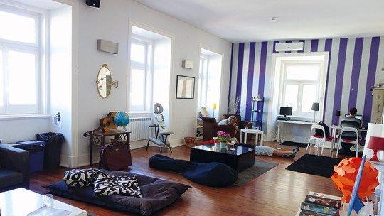 Safestay Lisbon Hostel