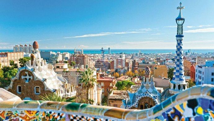 Gruppenreise Barcelona