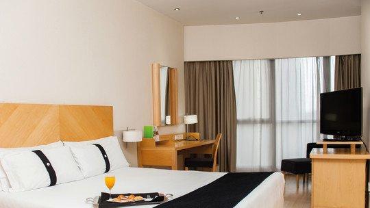 z. B.: Hotel Alameda Plaza★★★★