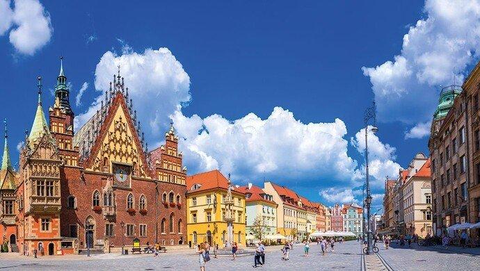 Exkursionen Polen