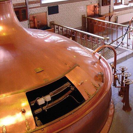 Brauereiführung mit Verkostung