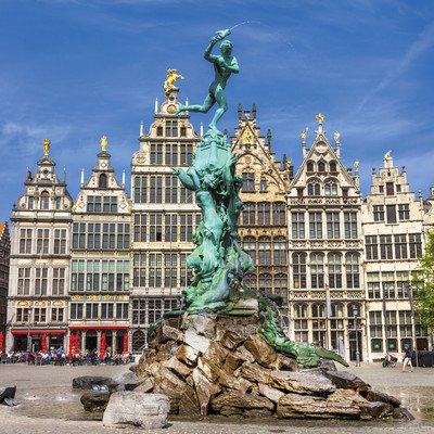 Alle Programmbausteine Antwerpen auf einen Blick