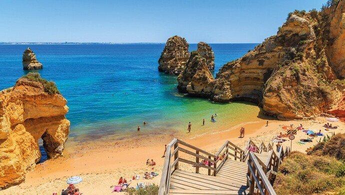 Klassenfahrt Lissabon und die Algarve