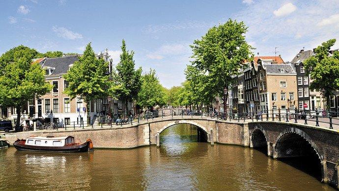 Grachtenrundfahrt Amsterdam