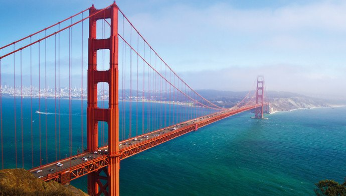Klassenfahrt San Francisco