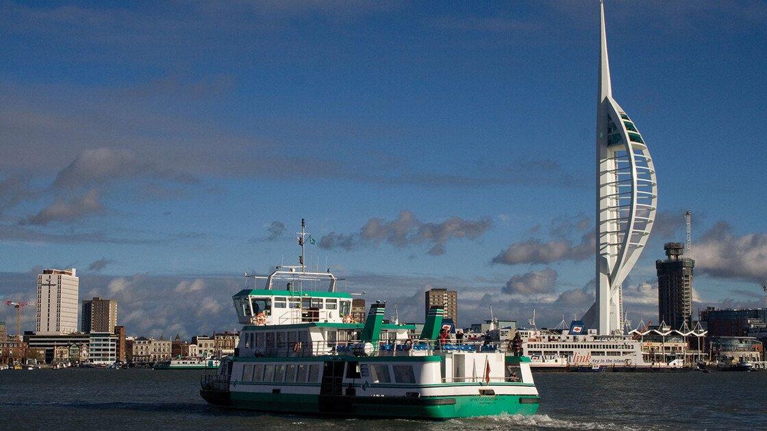 Portsmouth Fähre