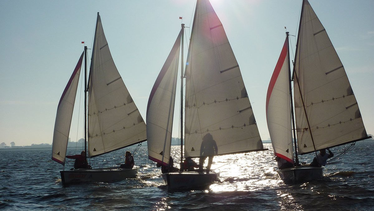 Klassenfahrt Friesland