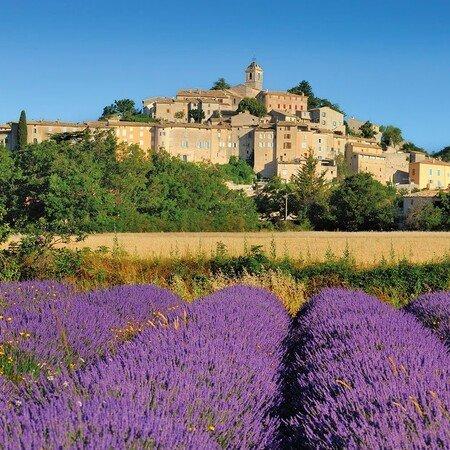 Alle Programmbausteine Provence auf einen Blick
