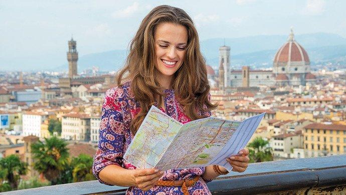 Klassenfahrt Florenz und Küste