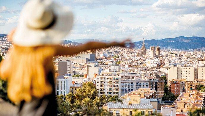 Klassenfahrt Barcelona und die Costa Maresme