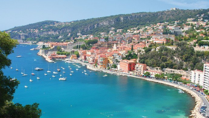 Gruppenreise Côte d'Azur