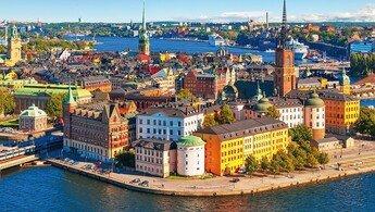 Exkursion Stockholm