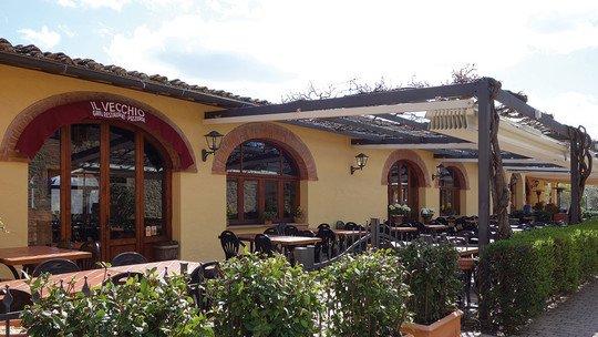 Ferienanlagen nahe Florenz