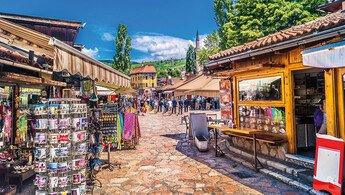 Länderinformationen Bosnien und Herzegowina