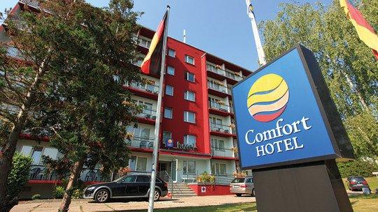 Comfort Hotel Weimar Bewertung