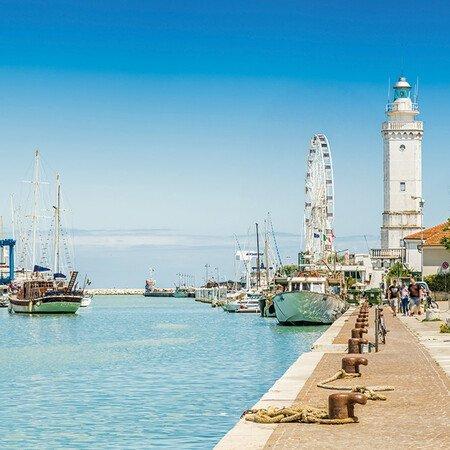 Alle Programmbausteine Rimini und Adriaküste auf einen Blick