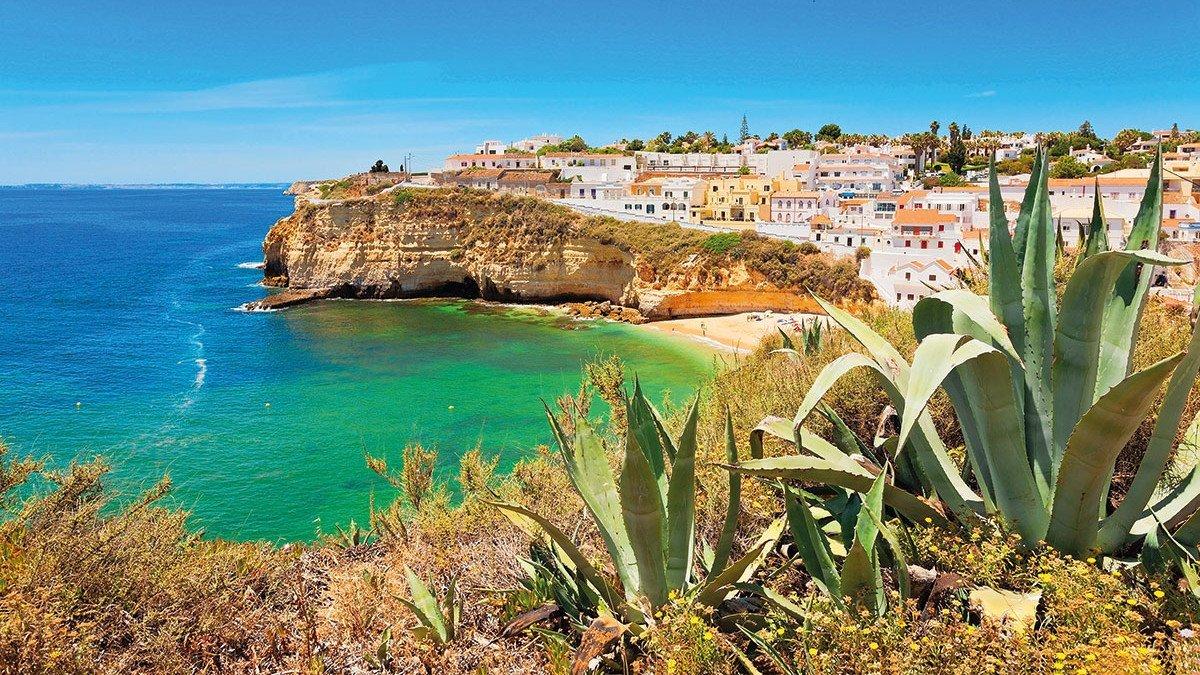 Bucht von Algarve