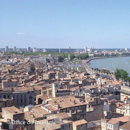 Schifffahrt auf der Garonne