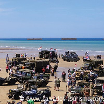 Kino Arromanches 360°
