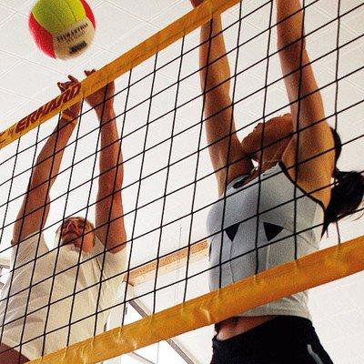 Beachvolleyball/ Beachfußball