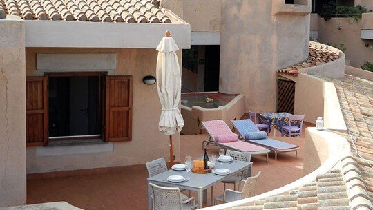 Apartments in Giglio Campese